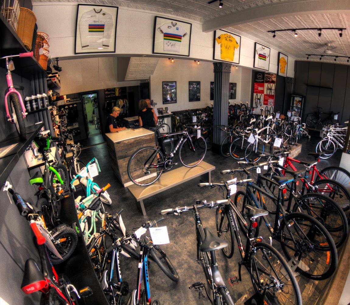 albion-cycles-trek-concept-store
